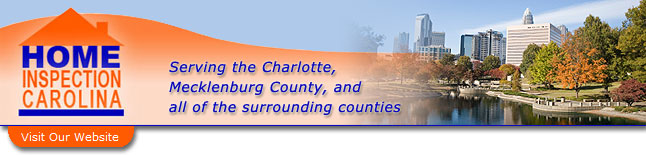 Ask The Charlotte Home Inspector header image 1